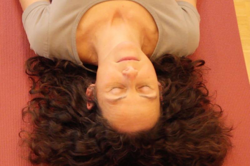 1 yoga weekend yoga relax liggend