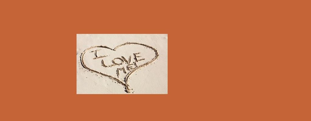 Ik hou van mij …