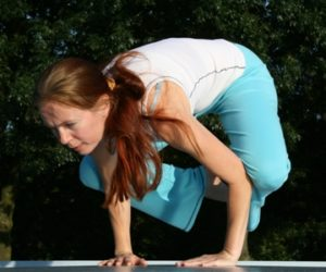 yoga weekend op spiritueel centrum Andere Boeg