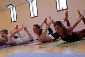 Hatha yoga wageningen - workshop