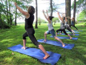 yoga weekend ontspannen meditatie