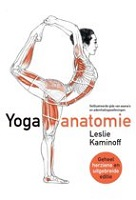 aanbevolen boeken: yoga anatomie