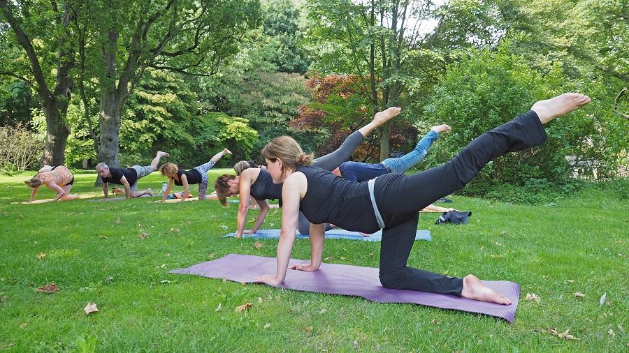 4weekse hatha yoga opleiding in Twello tantrische filosofie