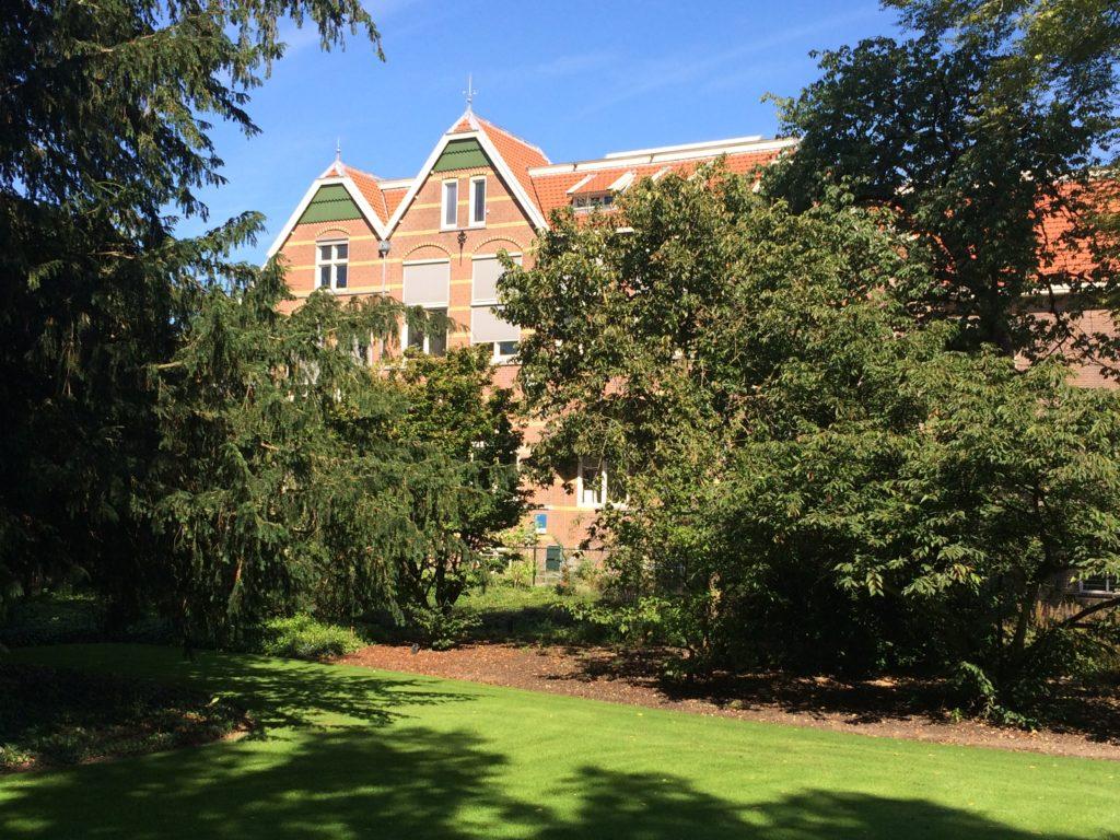 yoga docent opleiding locatie Wageningen