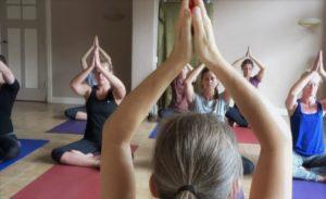 yoga docenten opleiding