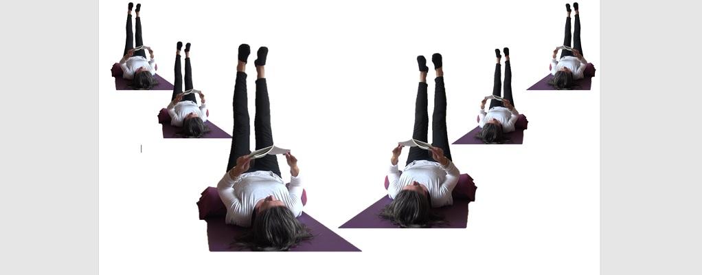 5 yoga houdingen om te ontspannen