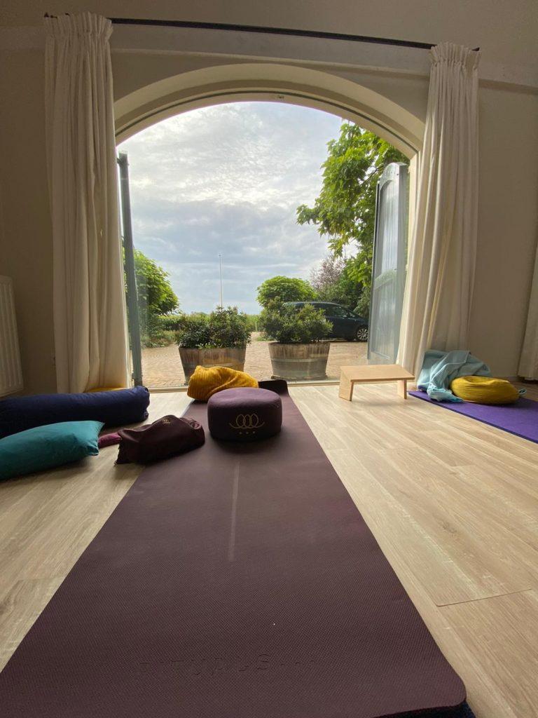 stilteweekend Andere Boeg yoga en meditatie stilteweekend