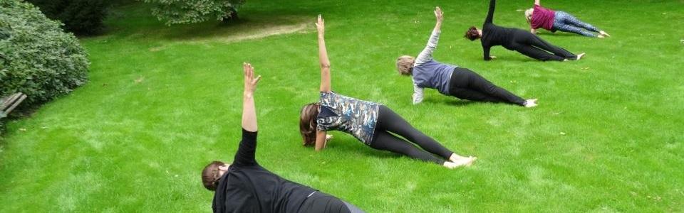 Yoga Opleiding - Yoga Weekend - Bijscholing - Retraites